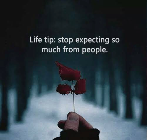 What's your Expectation?