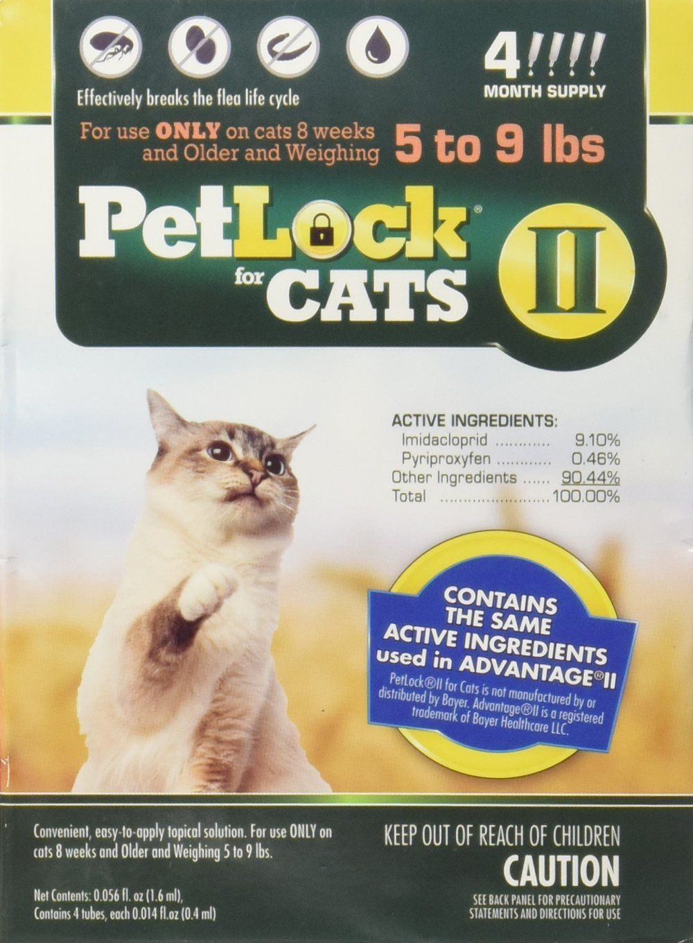 Petlock Ii Drops For Cats Want Additional Info Click On The