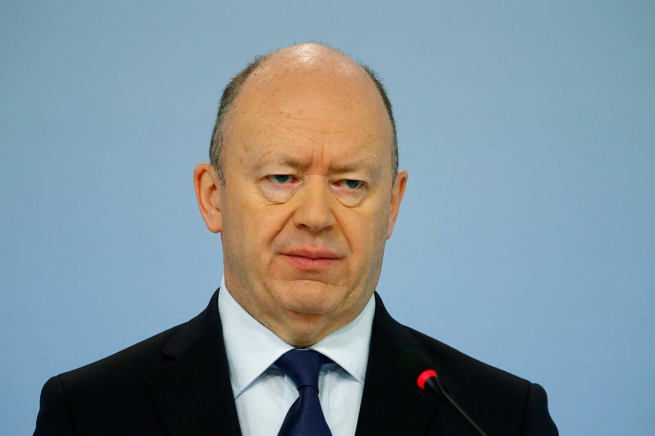 Deutsche Bank Faces Pressure to Address CEO Succession