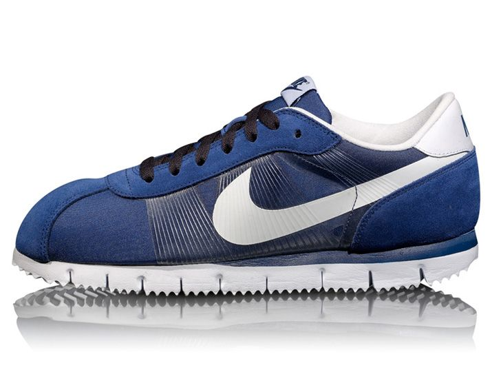 the best attitude cdc76 b1df5 NIke Cortez fly motion update 2009