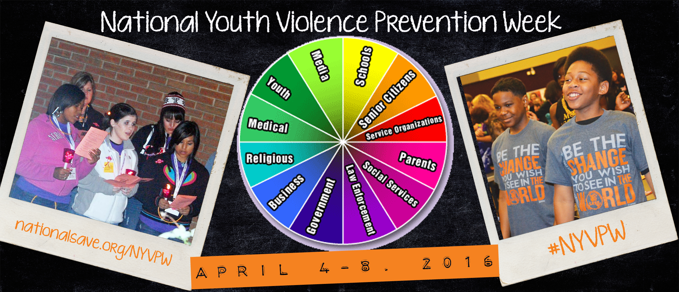 Pin on National Youth Violence Prevention Week