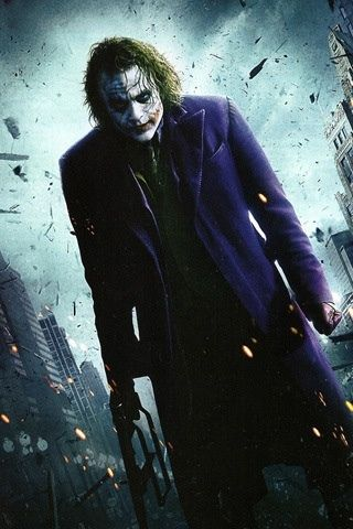 Joker 2 Android Wallpaper Hd Android Wallpapers