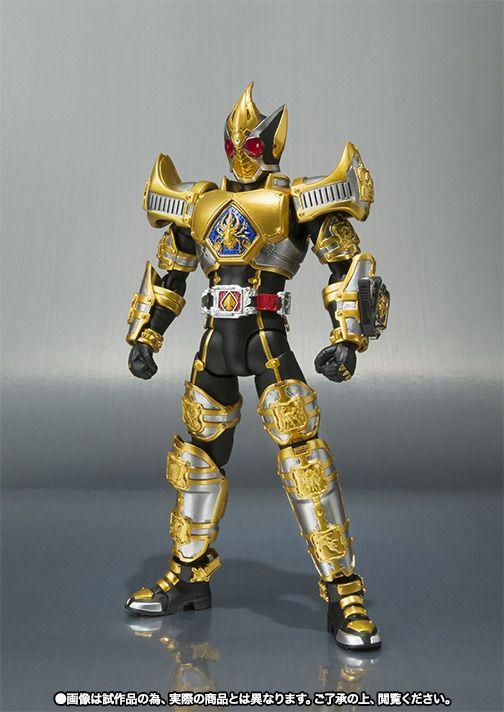 Kamen Rider Blade King Form - December 2013