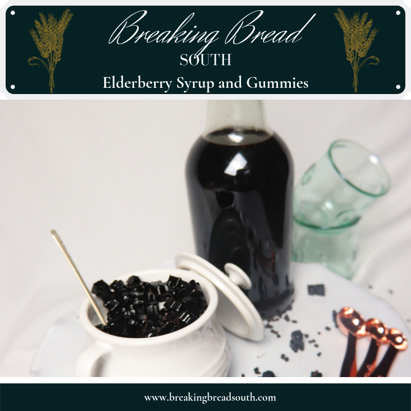 Cold and Flu season is right around the corner! Make this elderberry syrup and keep the colds away!! #elderberrysyrup #elderberrygummies #goawayflu