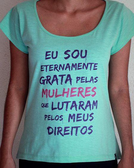Camiseta Eternamente Grata - Heroicas  37e2733d91b