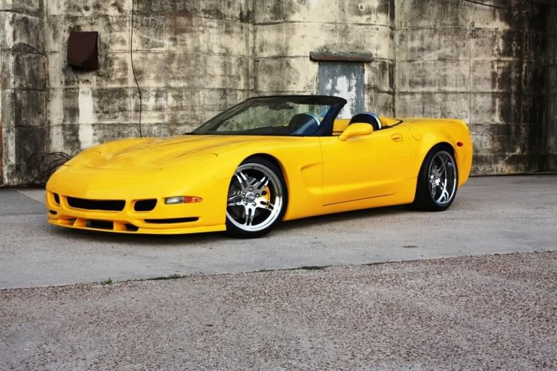 47677037d1311203624 Sale On Tpe S T2 Wide Body Fenders 1 Jpg 800 533 Corvette Summer Yellow Corvette Corvette