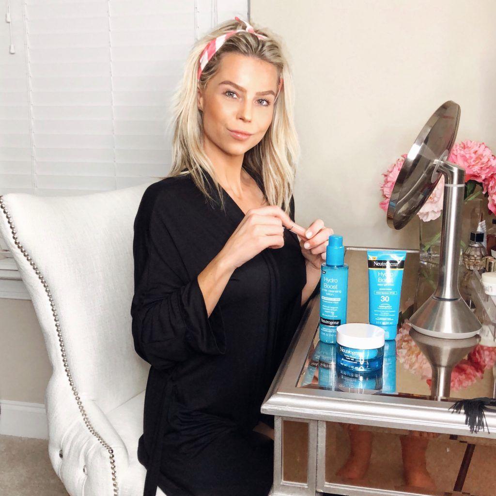Skin Care Review Neutrogena Hydro Boost Beauty >> Blush
