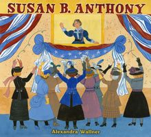 kidlit celebrates women s history month susan b anthony and  kidlit celebrates women s history month susan b anthony and rachel carson essay by