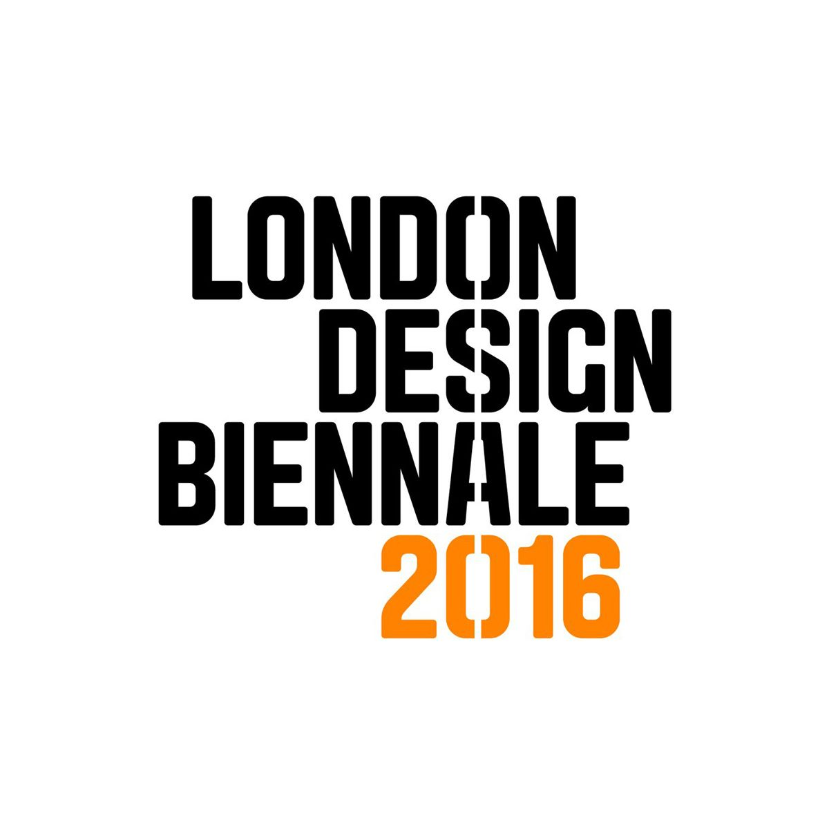 London Design Biennale by Pentagram. Fonts: Aveny-T.