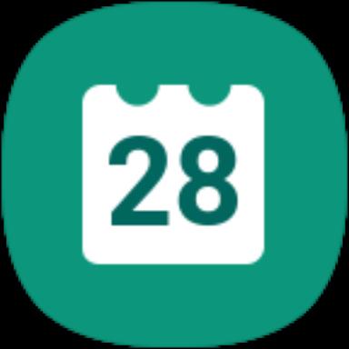 Samsung Calendar 11 3 00 6 By Samsung Electronics Co Ltd Samsung Samsung Logo Calendar