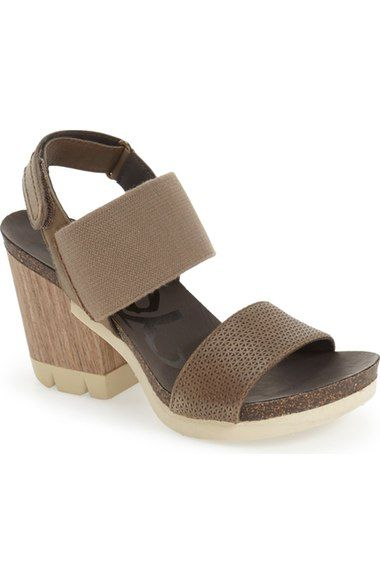 ea13abb60ce OTBT  Duty Free  Sandal (Women) available at  Nordstrom