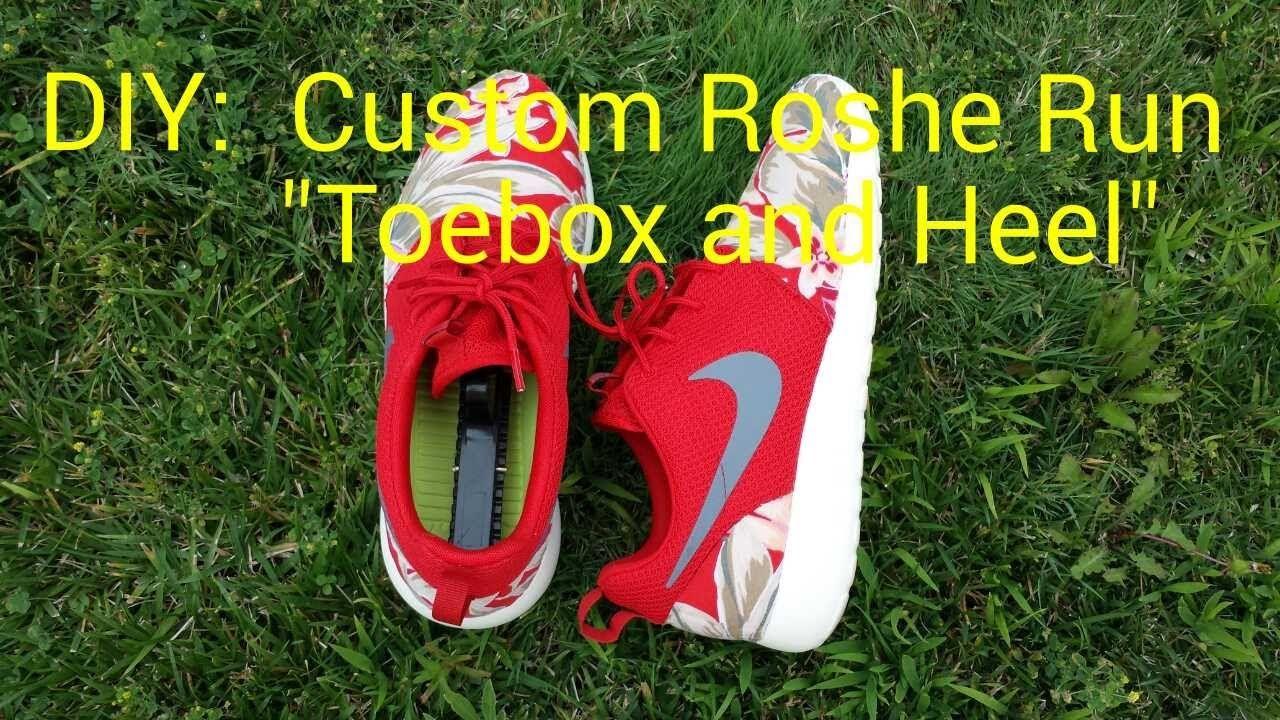 Nike Roshe Exécuter Des Idées Personnalisées Diy