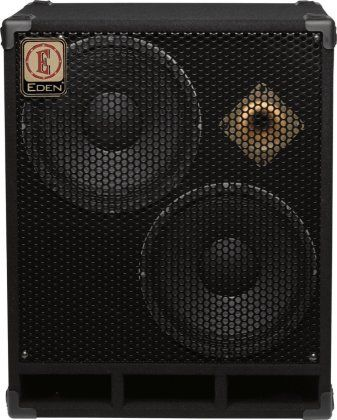 Eden D212xst4 Bass Speaker Cabinet 400 Watts 2x12 This Ported Speaker Enclosure Combines Two 12 Woofers With A E 2700 Cast Speaker Bass Speaker Enclosure