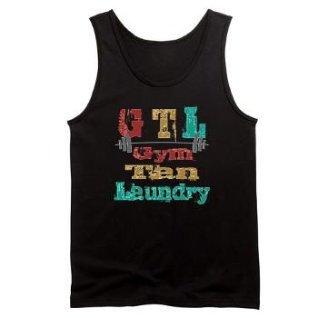 Gym Tan Laundry Tank Top Tops Tank Tops Gym Tan Laundry
