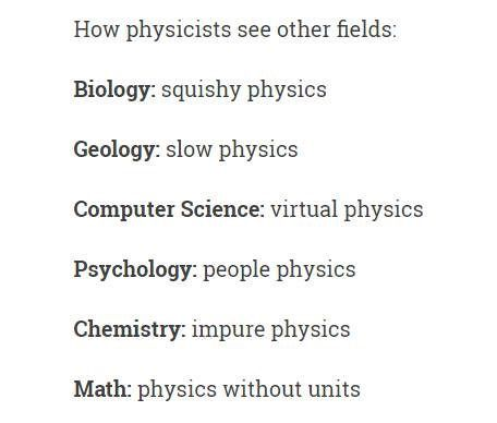 Physics Funny Physics Quote Physics Humor Science Jokes