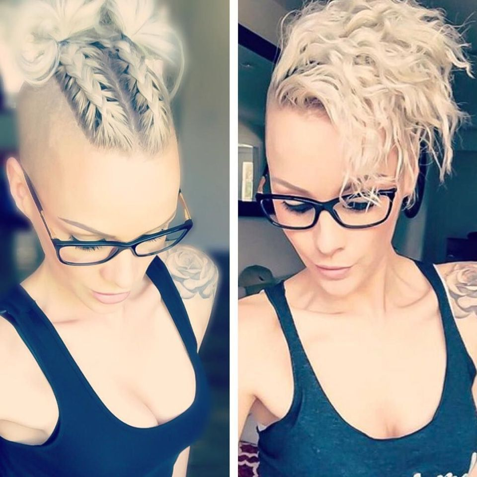 images 10 Amazing Short Hairstyles for Free-Spirited Women