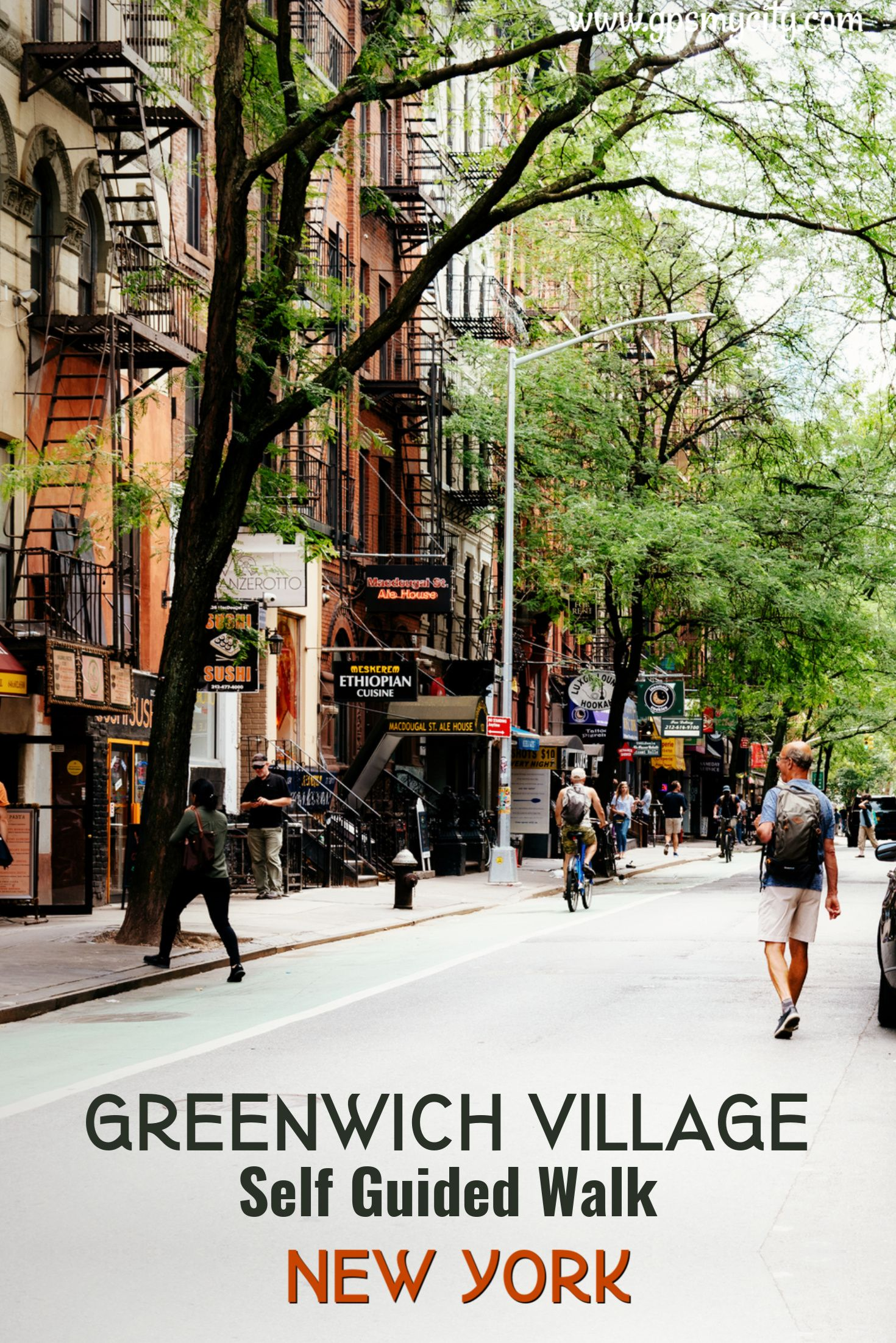 The Tree Lined Streets Of Greenwich Village With Its Cafes Bars And Restaurants Jazz Clubs And Off Broadway Theaters A In 2020 Greenwich Village Greenwich Travel Usa