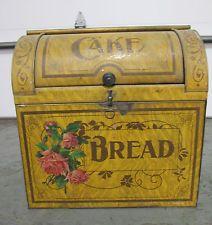 Vintage Bread Box Ebay Vintage Bread Boxes Bread Boxes