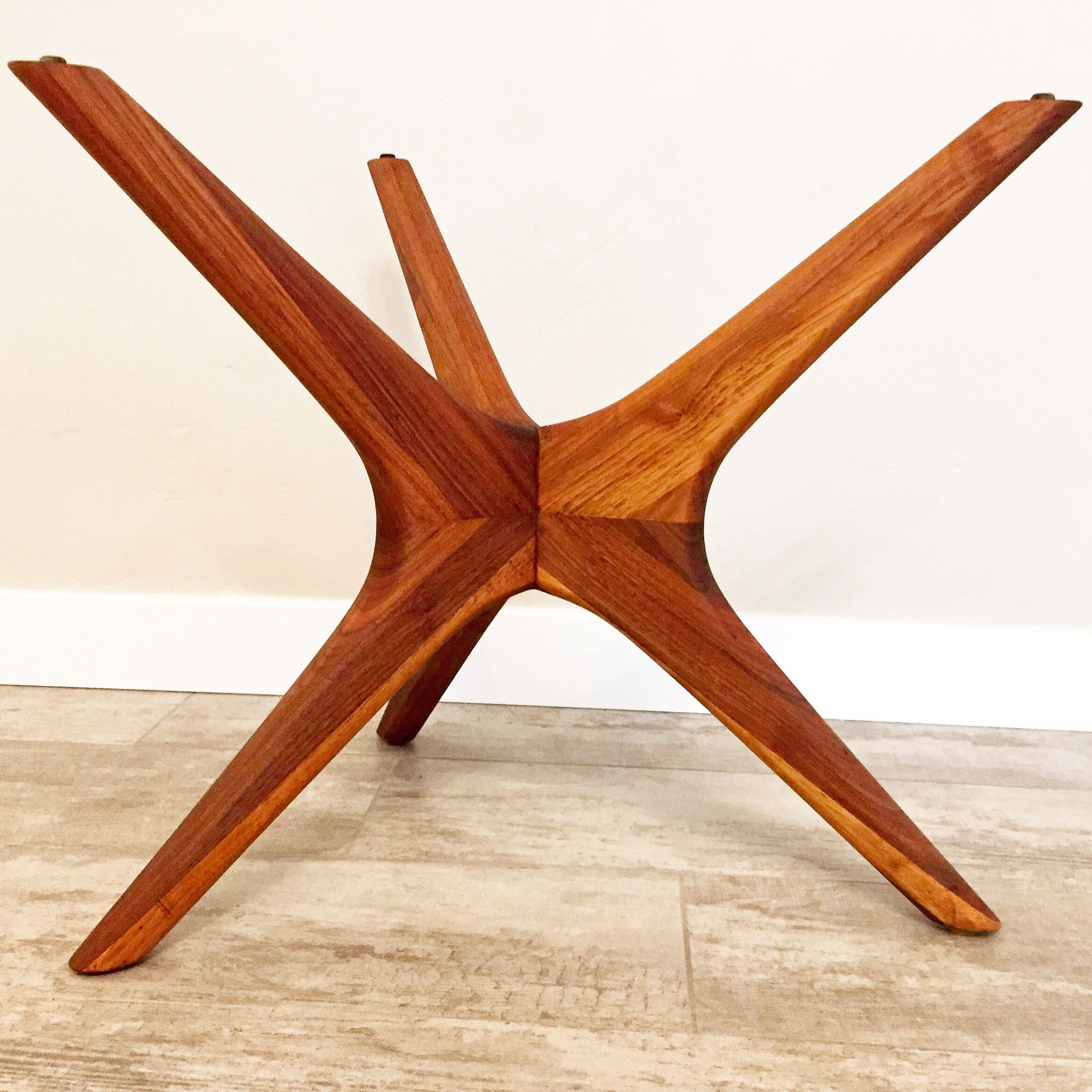 Adrian Pearsall Jax Side Table Base MCM by DTAB