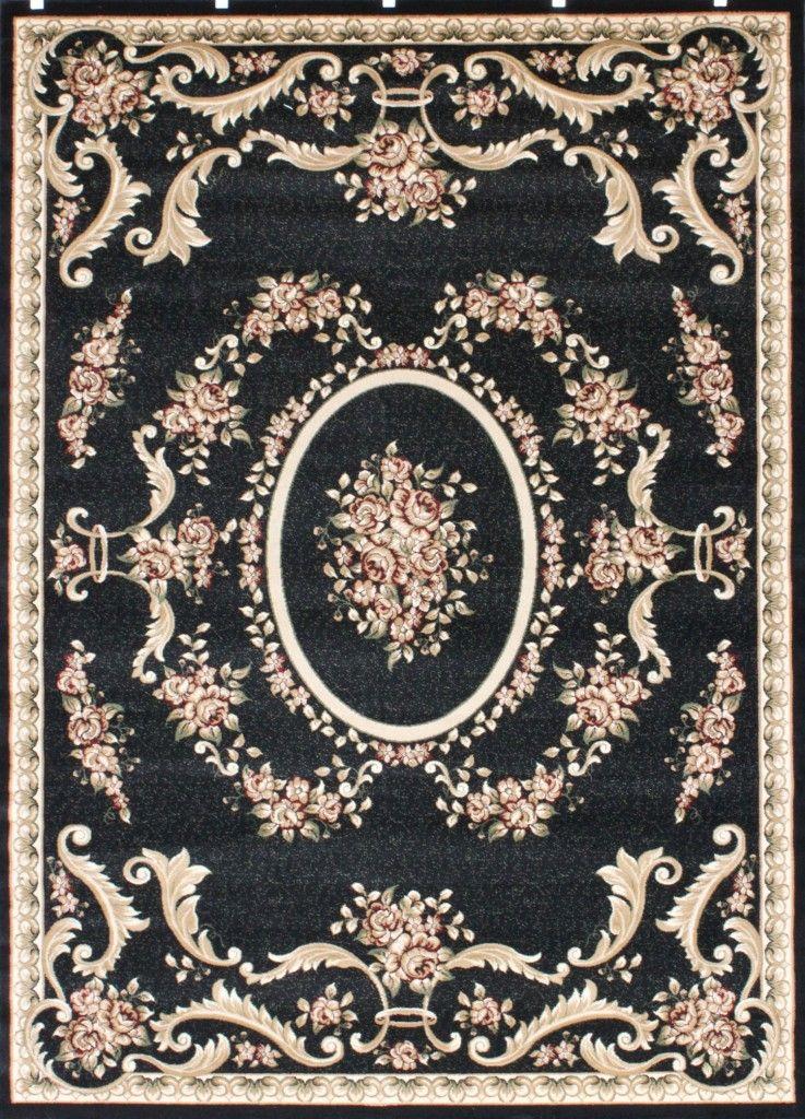 Burgundy Green Beige Black Brown Victorian Area Rug Carpet Floral Large New 654 Ebay Somerset Nj Victorian Area Rugs