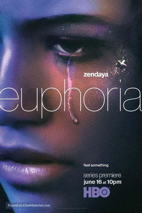 """""""Euphoria"""" (2019) movie poster em 2020 Wallpaper fofos"""