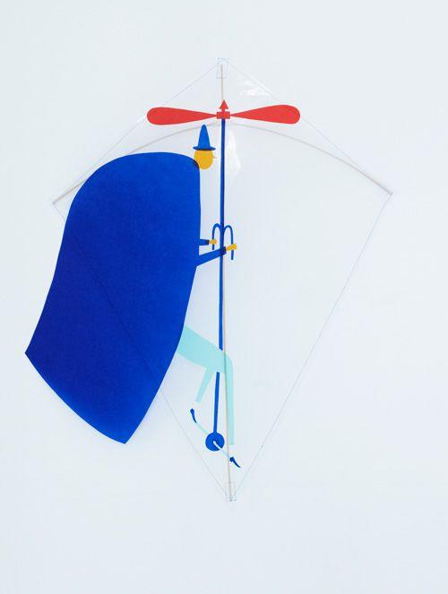 Daniel Frost kite