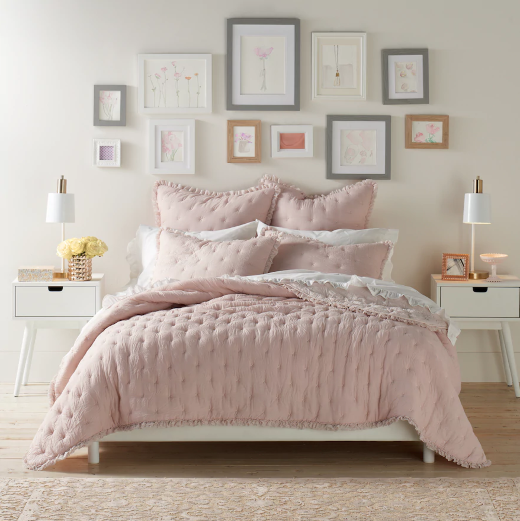 Lc Lauren Conrad Victoria Coverlet Available At Kohl S And On Home Decor