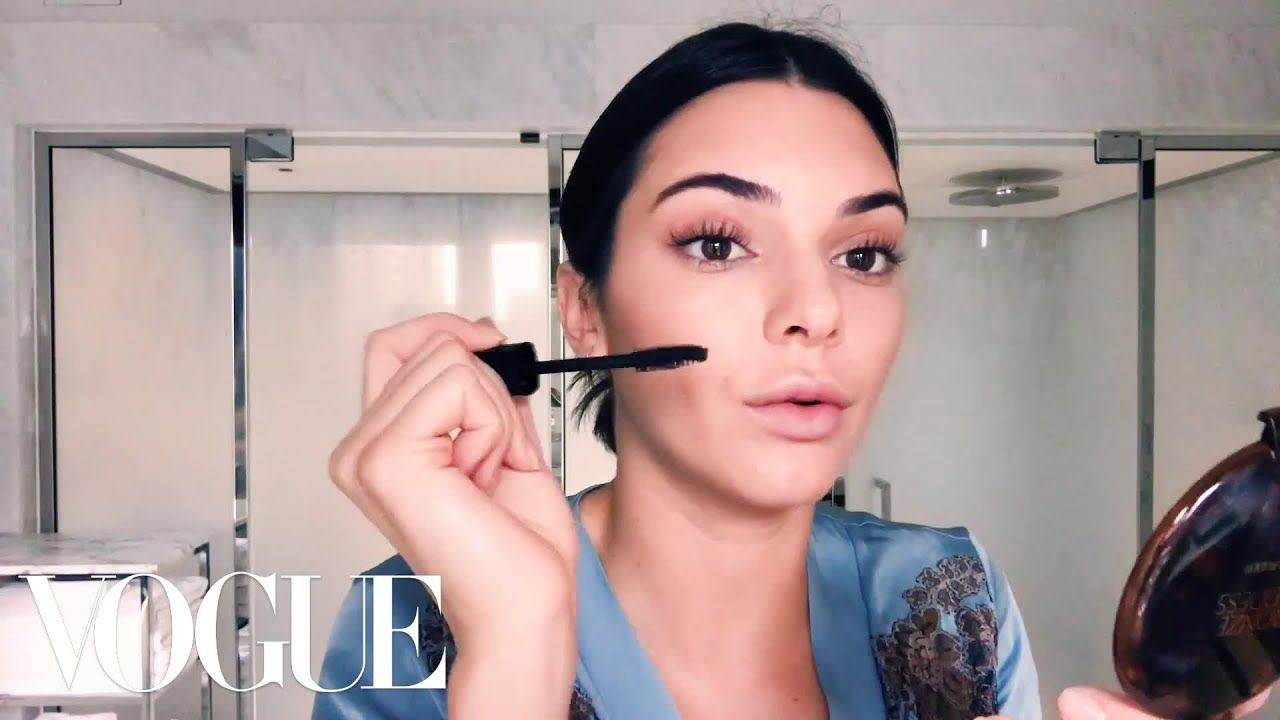 Cosmetics USA - Kendall Jenner Shares Her Morning Beauty Routine