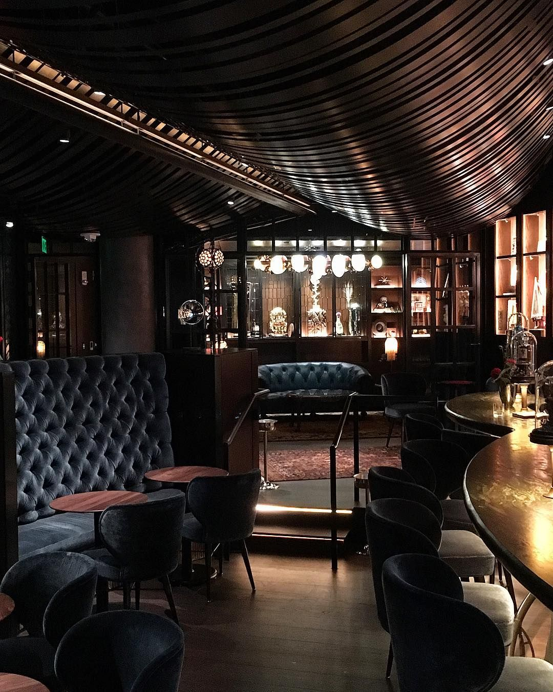 Deep Dive Opened Quietly In Denny Triangle Last Week According To The Chef S Instagram But Just To Friends And Famil Beautiful Bars Instagram The Incredibles