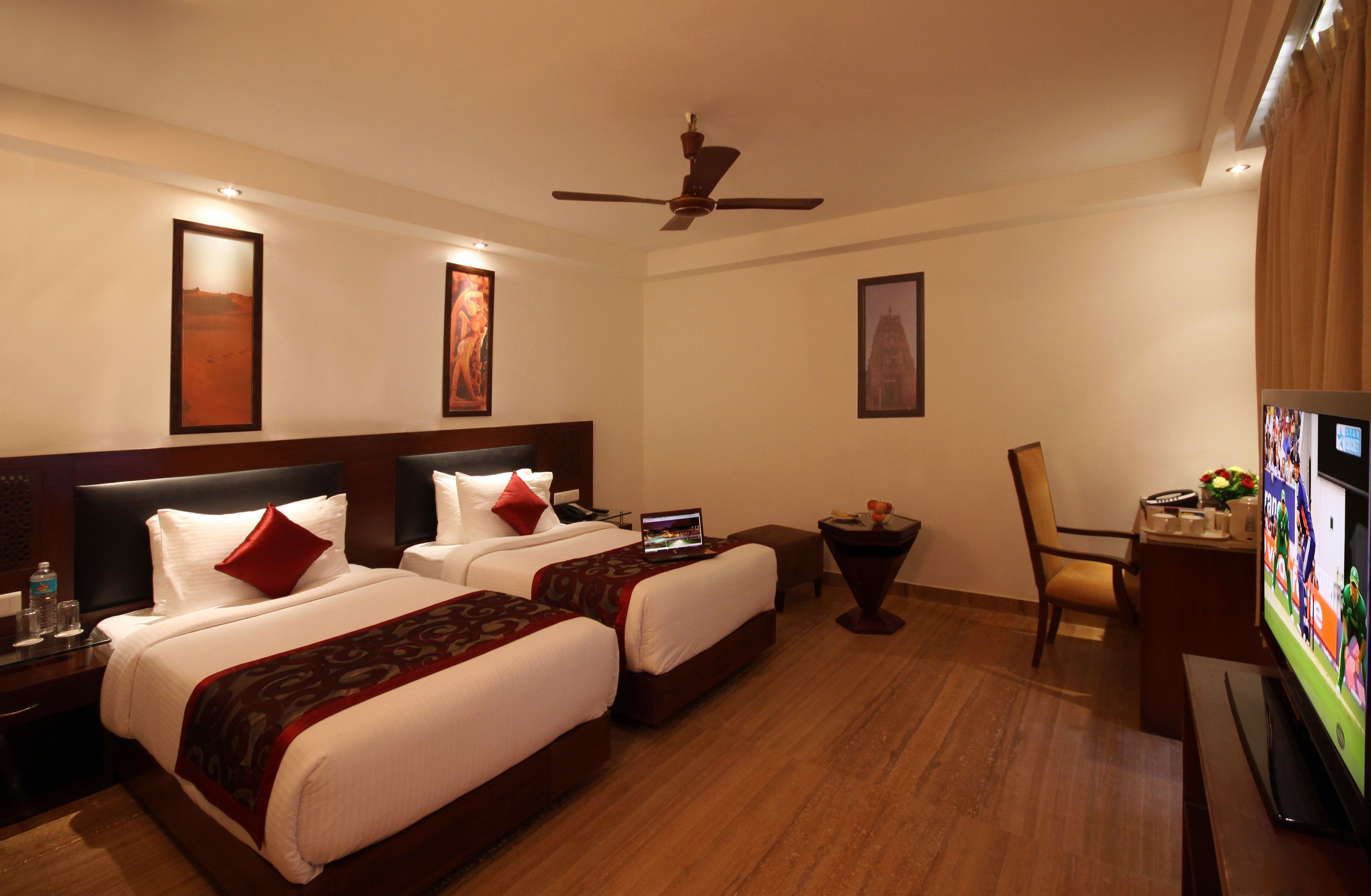 Excellent Services In Ambiance And Luxury Rooms At Spa &