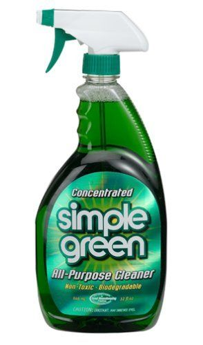 Simple Green All Purpose Cleaner 32oz Bottle Price Is Per Bottle By Simple Green Http Www Amazon Com Dp B0009w All Purpose Cleaners Simple Green Cleaning