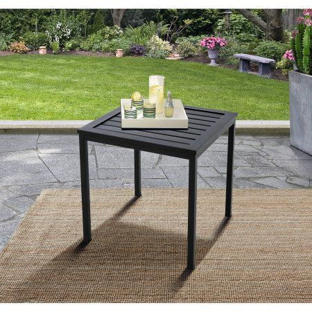 buy mainstays heritage park 24 x 24 bistro table at walmart com
