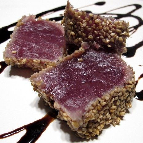 Photo of C & # 39; is a nonsochè of oriental in this recipe, the tuna…