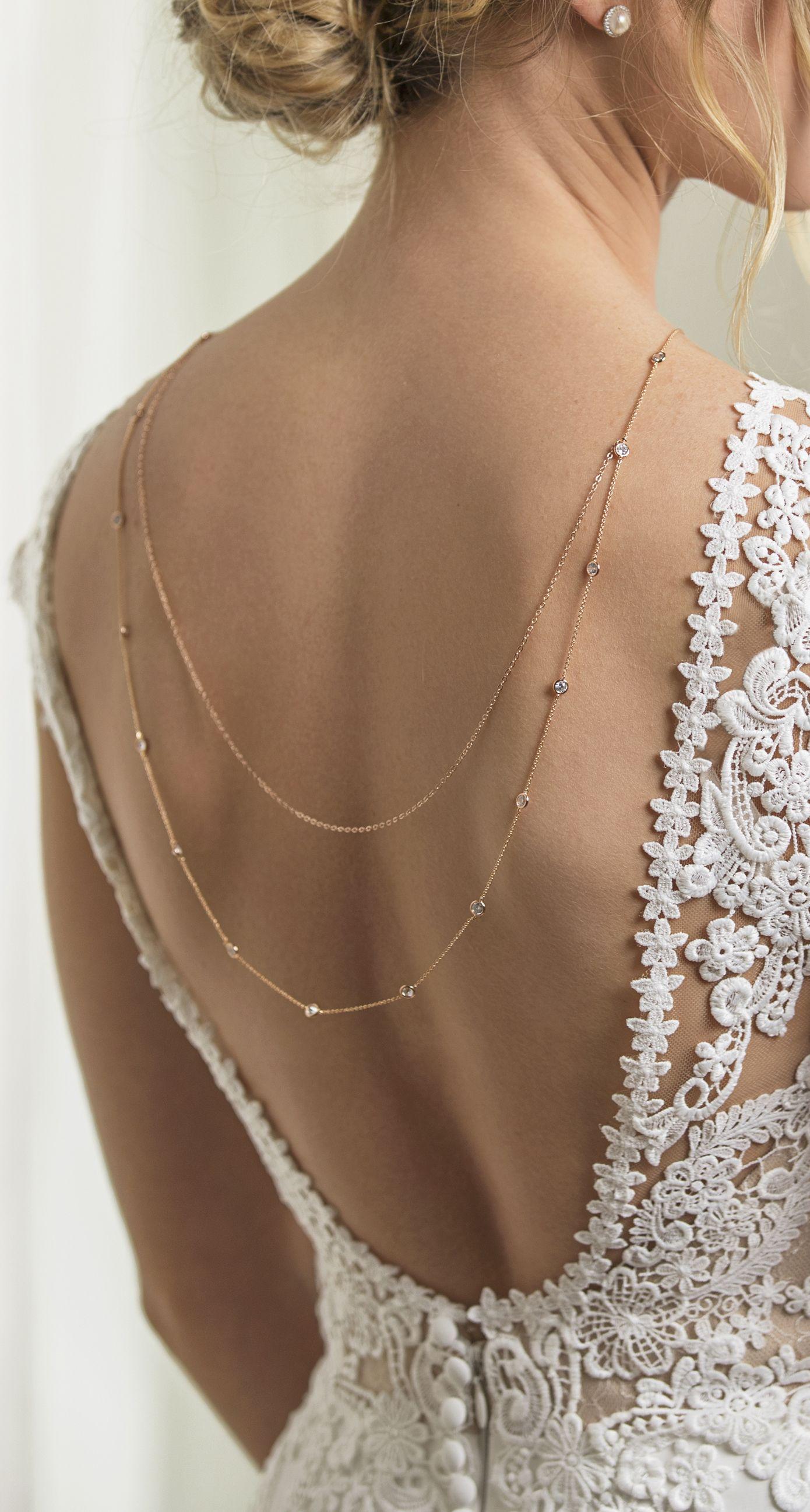 Dakota u crystal back necklace pinterest backdrops dream
