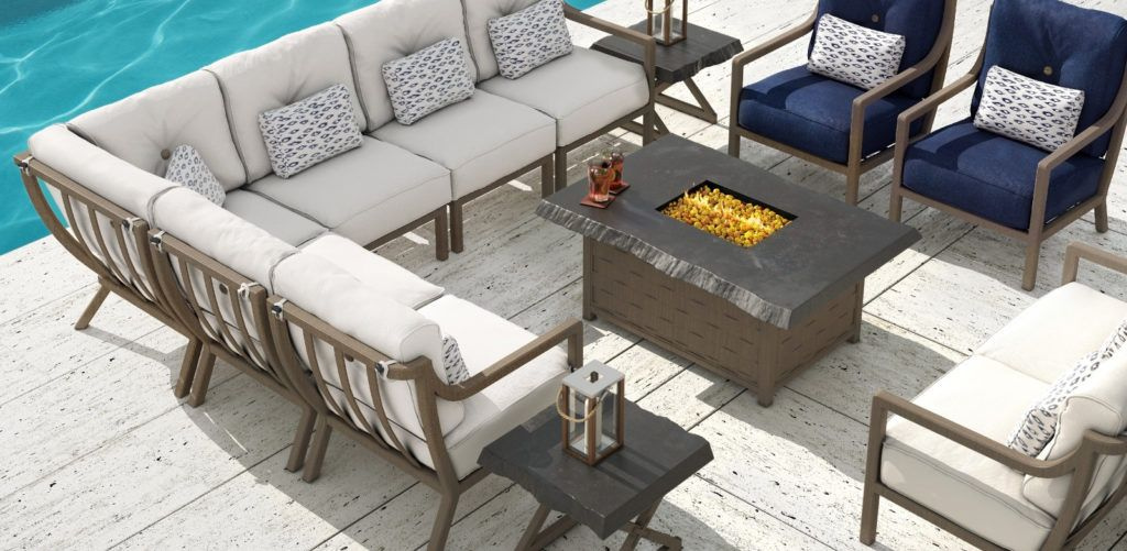 Legend Collection Castelle Luxury Outdoor Furniture