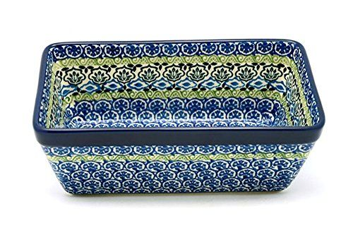 Polish Pottery Baker  Loaf Dish  Tranquility >>> Check out the image by visiting the link.