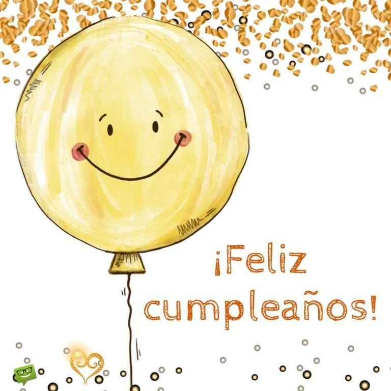 Испанские картинки с днем рождения