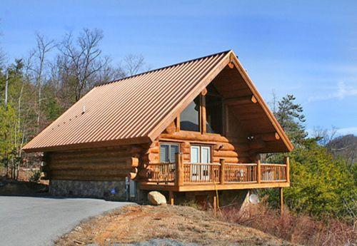 Almost Heaven Log Cabins (Gatlinburg, United States Of America .