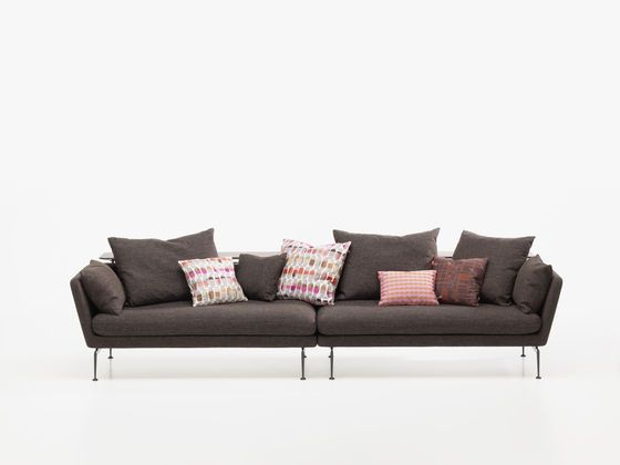 Suita Sofa Two Seater Open Web Vitra Fauteuil Canape Lounge
