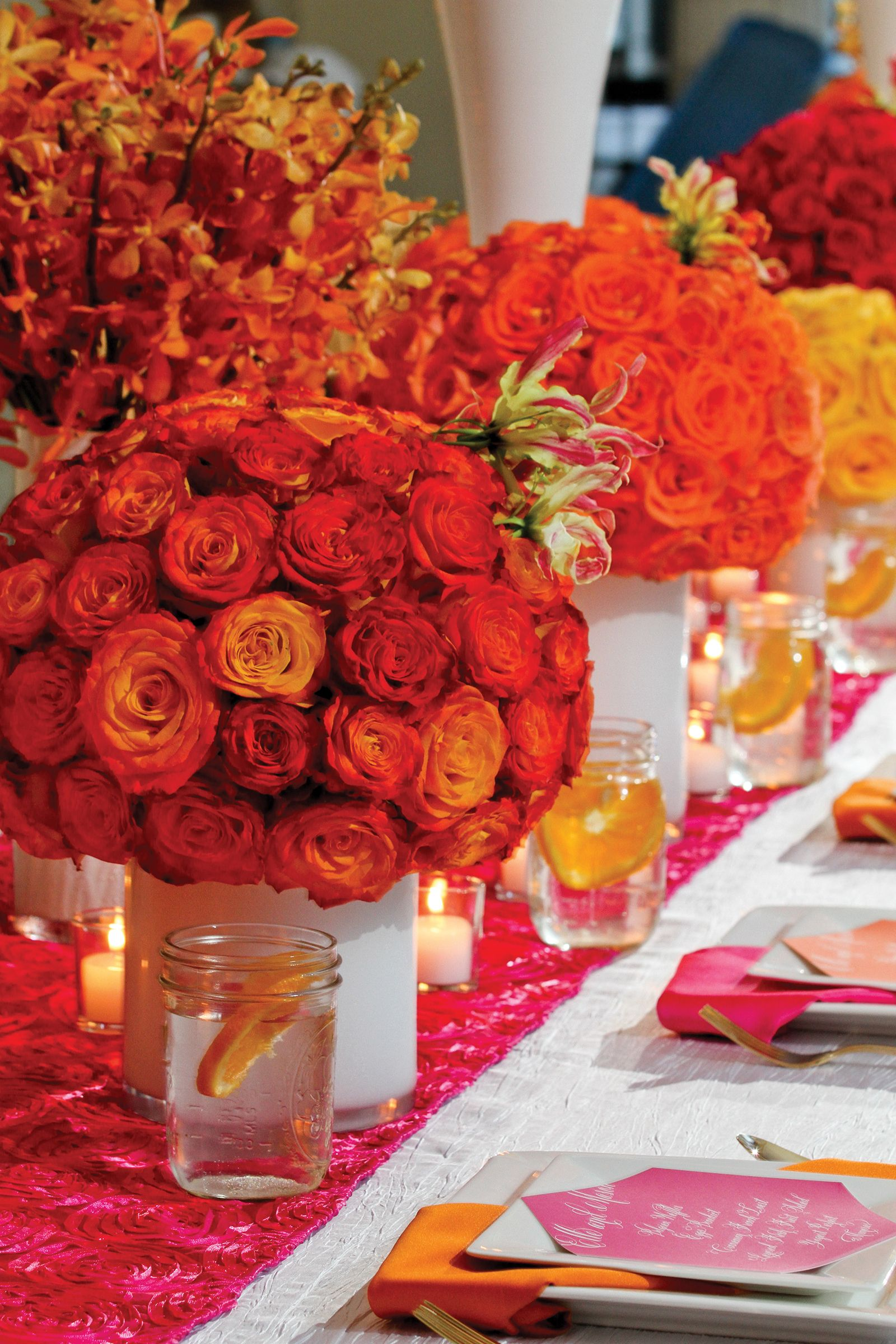 Beautiful brunch decor by nola bash event design and