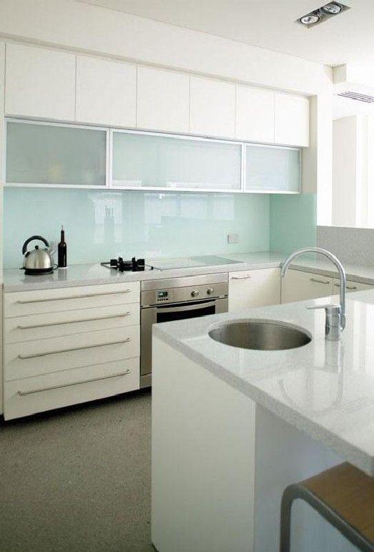 60+ Amazing Glass Backsplash Ideas for Kitchen Backsplash ideas