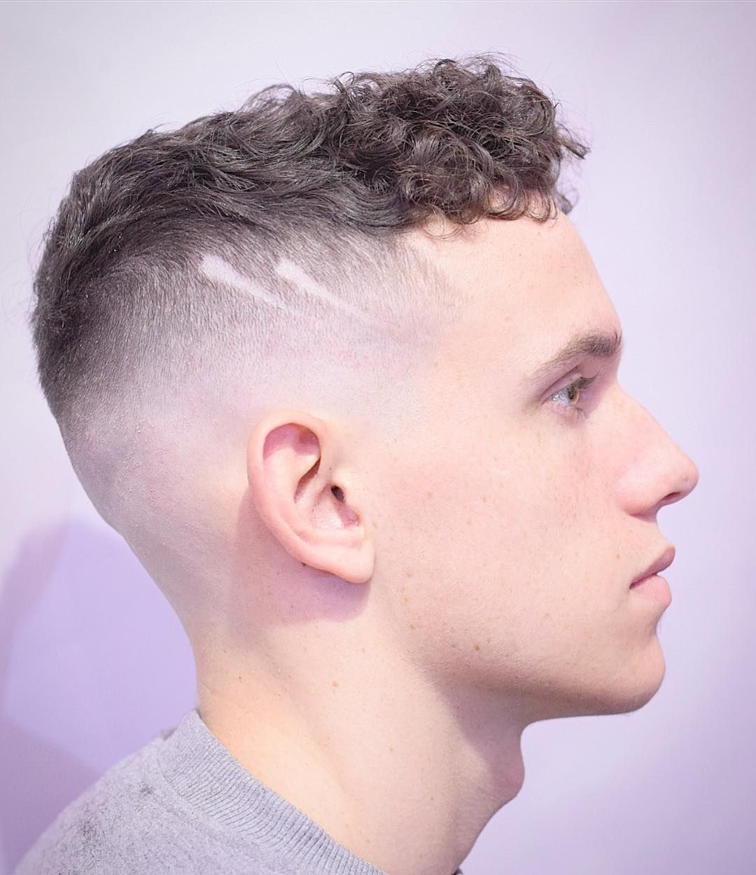 Cool Haircuts With Shaved Sides Menshairstyle Pinterest Shaved