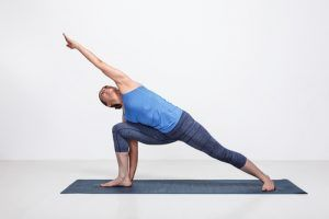 yoga poses for beginners 17 yoga poses to start easy