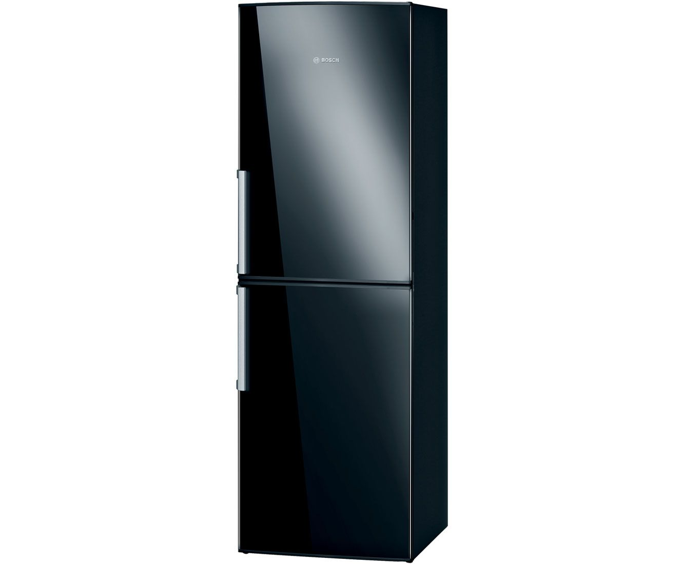 bosch exxcel kgn34vb20g freestanding fridge freezer black nld rh pinterest com