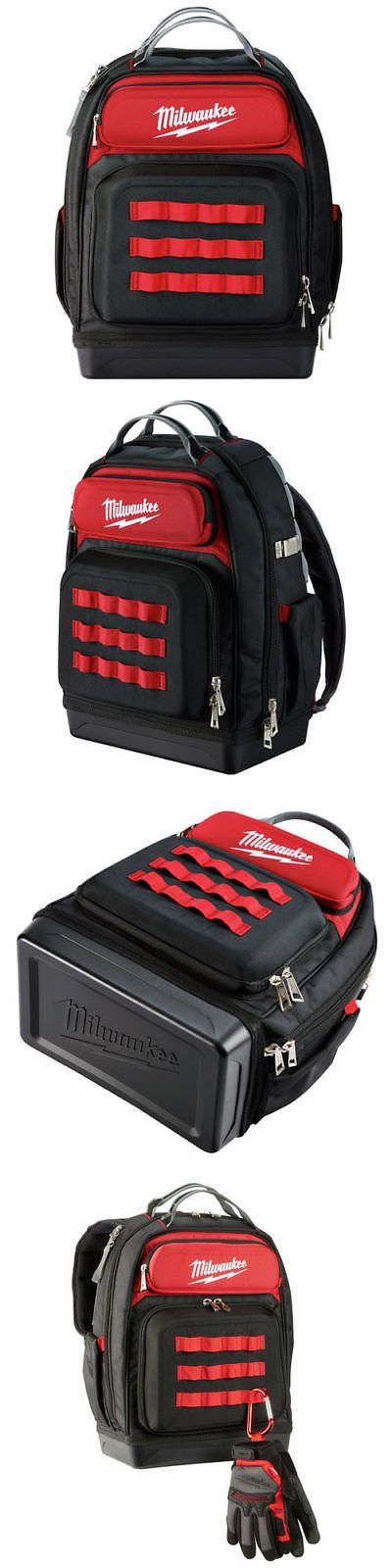 9cefa0da7a47 Tool Bags Belts and Pouches 42362  Milwaukee Ultimate Jobsite Backpack  48-22-8201 New -  BUY IT NOW ONLY   119 on eBay!