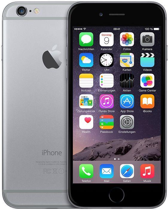 Apple Iphone 6 32 Gb Space Grau Fur 399 Saturn Apple Iphone 6 Apple Iphone 6s Plus Iphone
