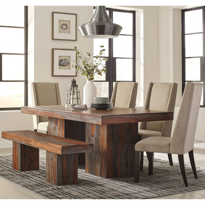 Sheesham Dining Room Furniture Opnodes Modern Dining Room Set
