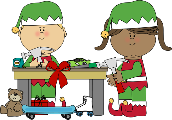 elves making toys clip art elves making toys image borders clip rh pinterest co uk elves clip art printable elvis clip art free downloads