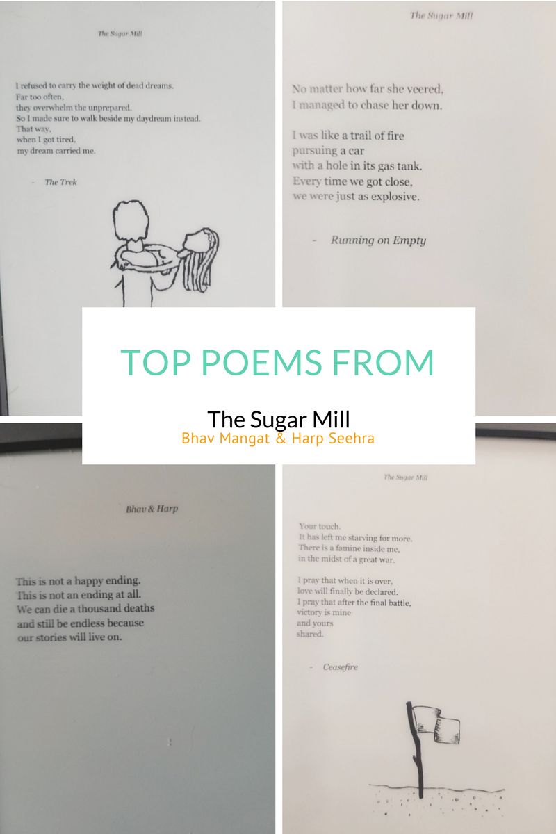 Poetry Review: The Sugar Mill - Bhav Mangat & Harp Seehra