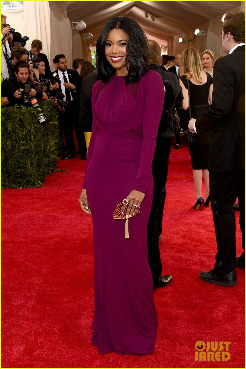 Gabrielle union dwyane wade met gala gabrielle union and her